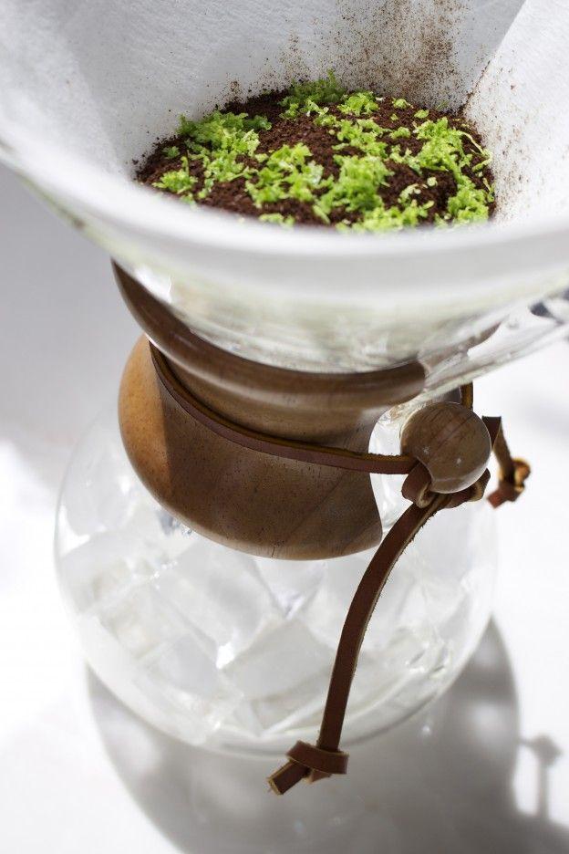 iced coffee recept
