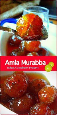 Amla Murabba. How to make Amle Ka Murabba, Recipe of Indian Gooseberry Preserve, Amla Ka Murabba,  Amla murabba is an ayurvedic medicine and a healthy delight for everyone!.   #gooseberry #amla #Murabba #indianrecipes #indiancuisine #foodblogger #Ayurvedicmedicine  #indianfood #vegetarian