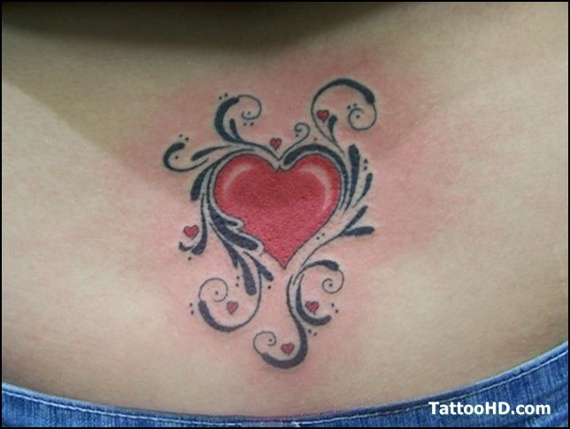 Tribal Tattoos for Women | Pin Tribal Tattoo Pictures For Women Small Designs on…