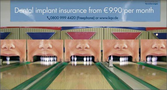 bowl out teeth