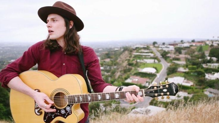 James Bay.  This guy was really good.  Opening act on ZZ Ward's 365 Days Tour.  (St. Andrews Hall - Detroit, MI - October 2013)