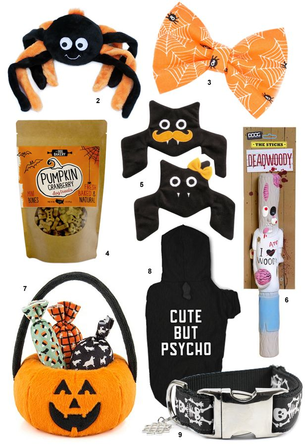 New Season Halloween Dog Toys Accessories Halloween Dog Toys