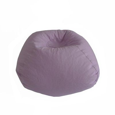 Ace Casual Furniture Classic Bean Bag Chair Upholstery: