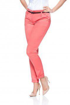 Pantaloni Artista Style Idea Coral