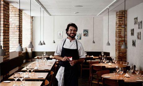 Copenhagen: where chefs at Noma, the world's best restaurant, eat on their days off
