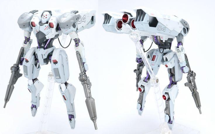 Custom Build: HG 1/144 Hyakuri [Detailed] - Gundam Kits Collection News and Reviews