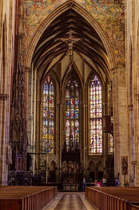 Lutheran Cathedral, Ulm, Germany