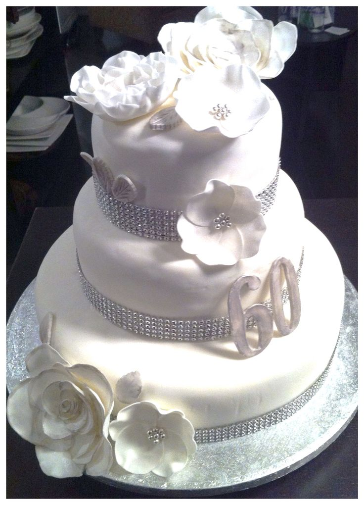 1000 ideas about 60th anniversary cakes on pinterest for 60th anniversary decoration ideas