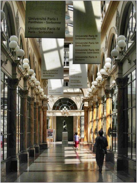 Passage Colbert, Paris II