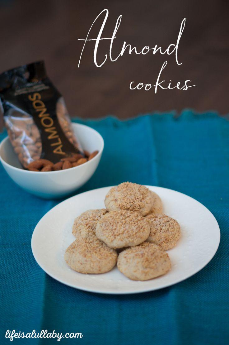 Easy Almond Cookie Recipe