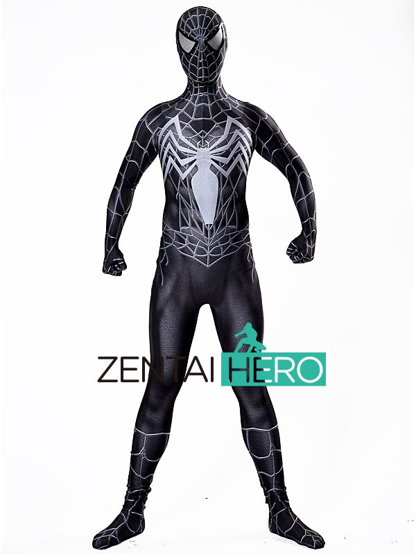 >> Click to Buy << Free Shipping DHL Black Venom Amazing Spider-Man Costume Raimi Saga Superhero Cosplay Costume For 2017 Halloween Events SP2719 #Affiliate