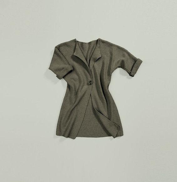 Modèle veste longue Fil Cabotine Femme - Modèles Gratuits Femme - Phildar