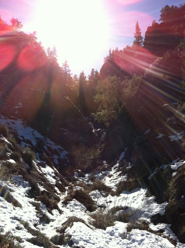 Hiking in Cali