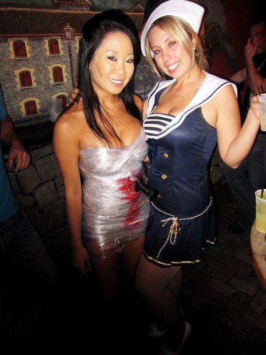 Dexter Costume Tutorial | Geniabeme Beauty Blog