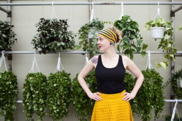 You don't need to do yoga to rock the Yoga Headband by http://www.mapleandoakdesigns.com