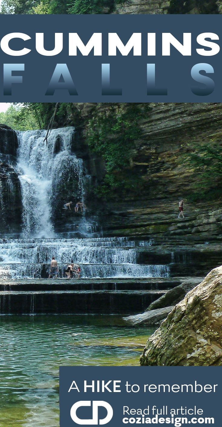 For outdoor lovers in Tennessee and those traveling or vacationing in this area, Cummins Falls is a must see.