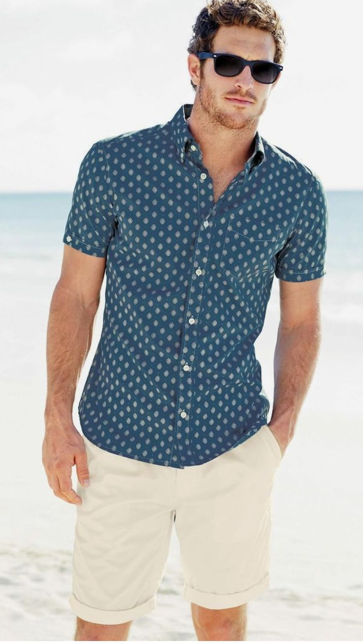 25+ best ideas about Men's beach outfits on Pinterest ...