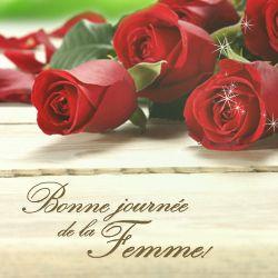 C'est NOTRE journée... Que ta journée soit pleine de joie! Bonne journée de la Femme! http://unecartedevoeux.com/cartes/journee-de-la-femme/bonne-journee-de-la-femme/715