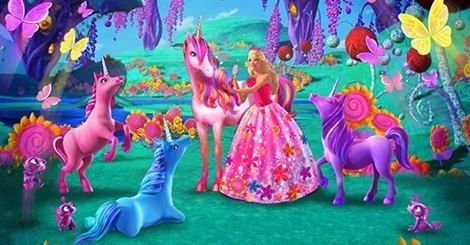 Barbie and the secret door gallery barbie the secret - Barbie et la licorne ...