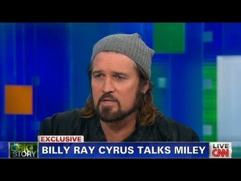 Miley Cyrus' Father Billy Ray Cyrus Weighs In On His Daughter's Controversial VMA Performance
