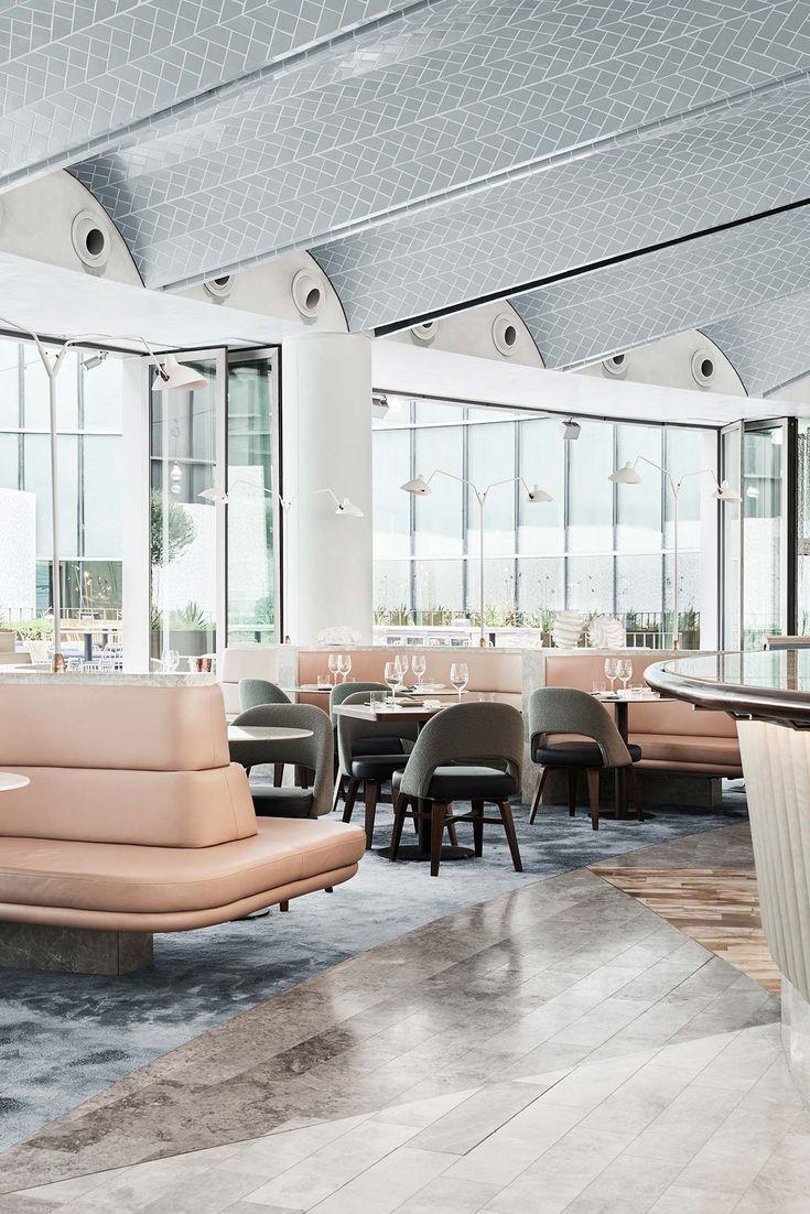 Sean Connolly At Dubai Opera Australian Interior Design Interior Design Awards Interior Design Dubai