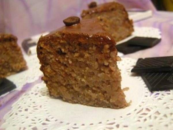 Пирог «Полезный» без муки