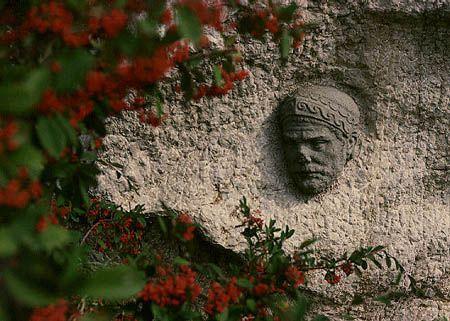 Hannibal's Tomb in Gebze - Turkey