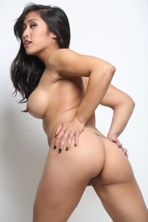 Amateur ugly girl nude selfie