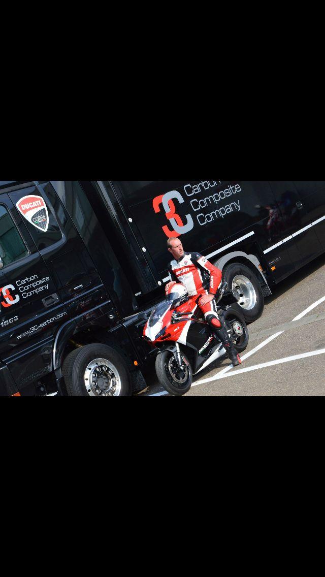 Ducati corse zolder