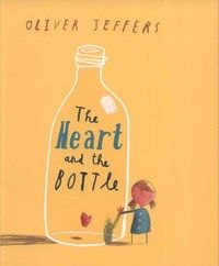 9780007182343,The Heart and the Bottle,JEFFERS OLIVER,Book,,Award-winning picture book star Oliver Jeffers explores themes of love and loss in this life-affirmi