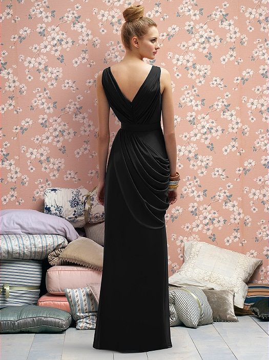 50 best black and silver bridesmaids\' dresses images on Pinterest ...