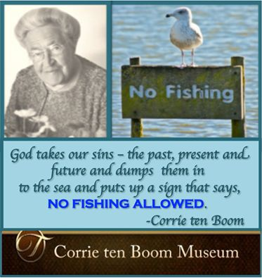 REDE MISSIONÁRIA: NO FISHING ALLOWED: CORRIE TEN BOOM (1892-1983)