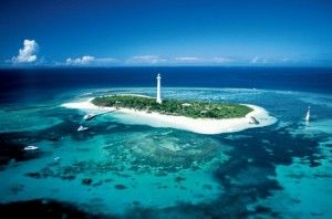 Phare Amédée, Nouvelle Caledonie. Oh how I miss it.