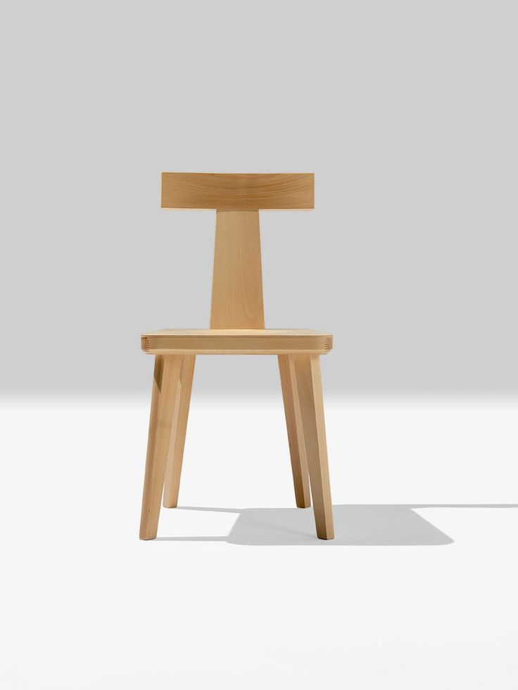T Coffee Chair by Sipa. Available from Stylecraft.com.au