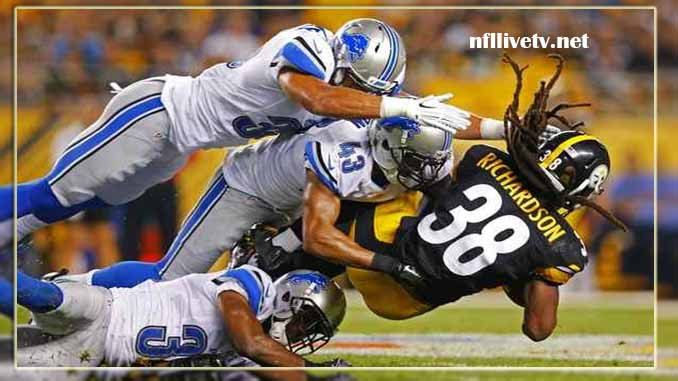 Pittsburgh Steelers vs Detroit Lions Live Stream Teams: Steelers vs Lions Time: 8:30 PM ET Week-8 Date: Sunday on 29 October 2017 Location: Ford Field, Detroit TV: NAT Pittsburgh Steelers vs Detroit Lions Live Stream Watch NFL Live Streaming Online The Detroit Lions is a popular NFL team to all...