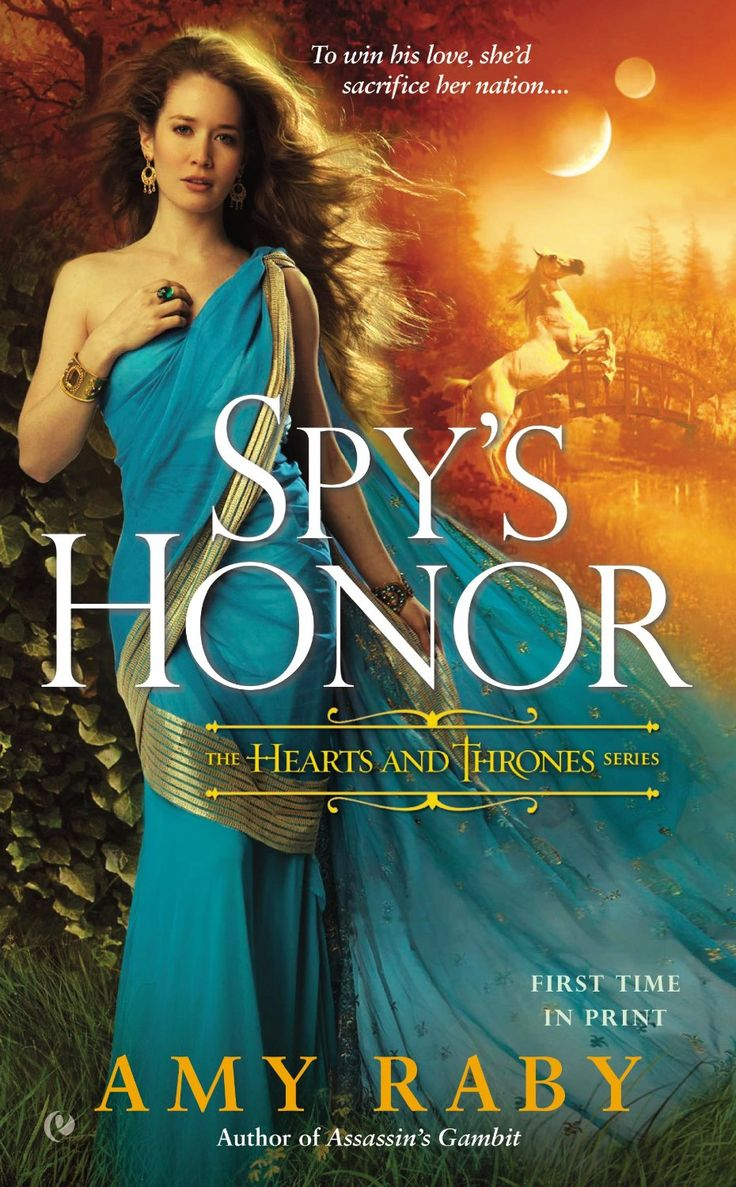 Amazon: Spy's Honor: The Hearts And Thrones Series Ebook: Amy Raby