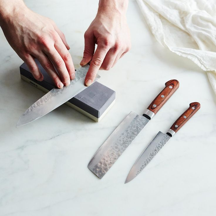 Behind every good knife is a great knife sharpener.