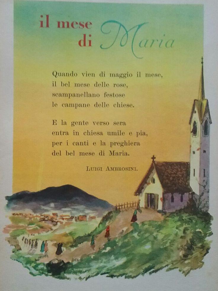 Il mese di Maria