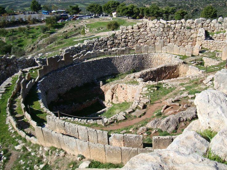 Archaeological site of Mycenae