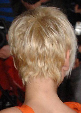 HairTalk®: Beautiful People, Beautiful Hair > Celebrity Hair Talk > Sarah harding much shorter again > Page 1