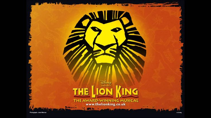 31. June. The Lion King. I know the movie by heart (it used to be my kid brother's favourite), but I never listened to the musical before. Having listened, I decided that it's high time to take my niece to London to see some musical theatre (in short, I loved it).