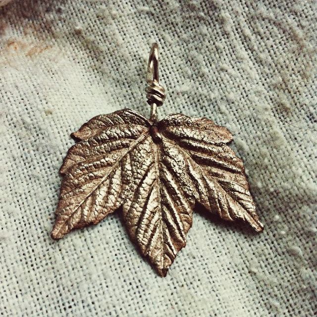 Silver Maple leaf pendant. Can be added to a chain or cord. Made from a real maple leaf!  Prices from £45   #fashion #leaf #jewellery #gift #giftideas #jewelry #silver #handmade #bespoke #craft #art #design #pict #necklace #pendant #accessories #southampton #giftidea http://pict.com/p/Xz