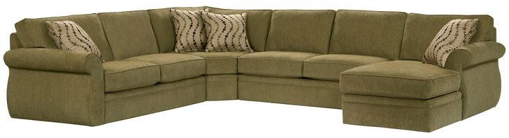 6170 Veronica Sectional Sofa by Broyhill Furniture
