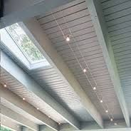 Image result for exposed wire track lighting