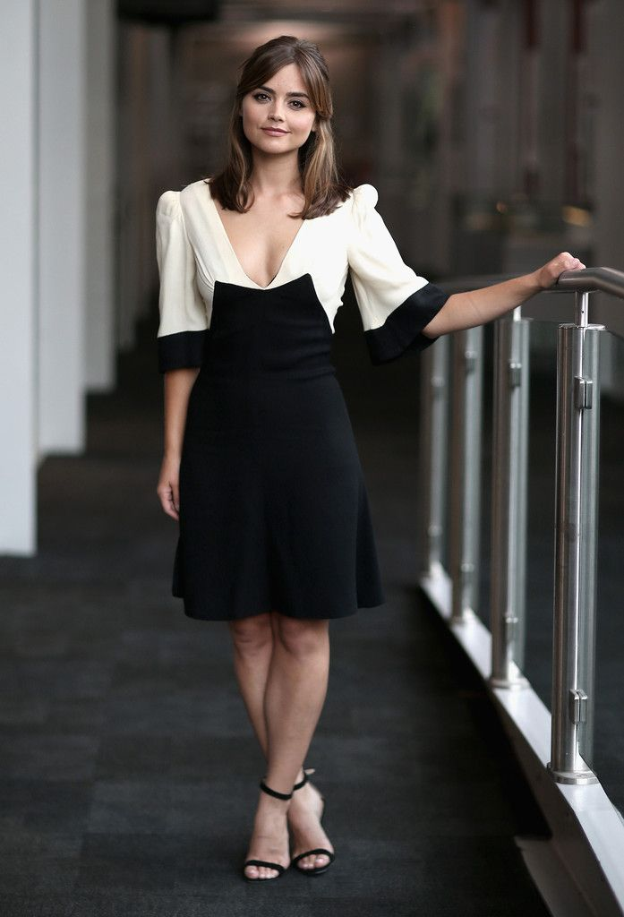 Jenna Coleman (Born: Jenna-Louise Coleman - April 27, 1986 - Blackpool, Lancashire, England, UK) as Clara Oswald
