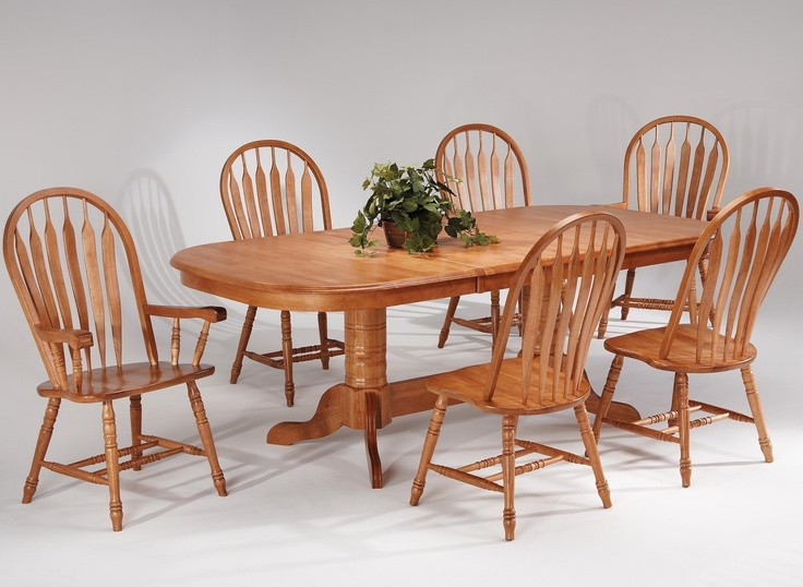 42 X 60 Double Pedestal Banquet Table With 4 Monarch Chairs