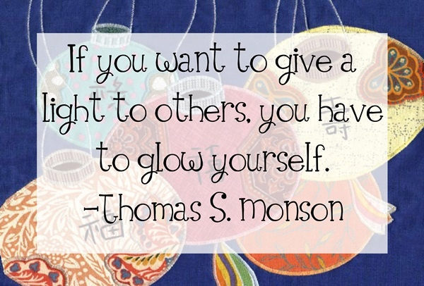 Give light to others: Tags, Glow Jars, Favorite Quotes, Smile, Lds New Years Quotes