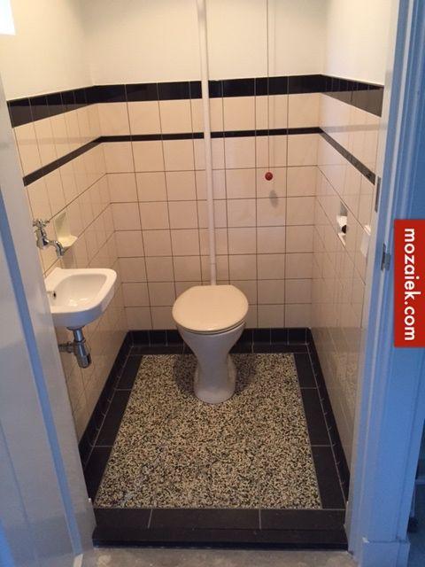 mozaiek.com utrecht – keramisch zeepbakje en keramische toiletrolhouder in combinatie met jaren 30 tegels