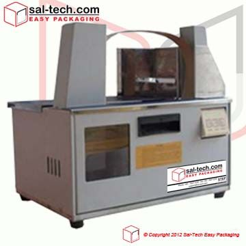 STEP Band 800 Banding Machine 20mm  Banding machine for 20mm paper band.