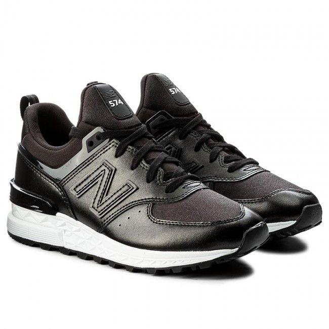 Sneakersy NEW BALANCE - WS574SFH Czarny